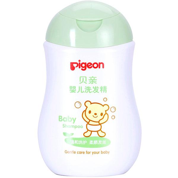 贝亲Pigeon婴儿洗发精100ml洗发露