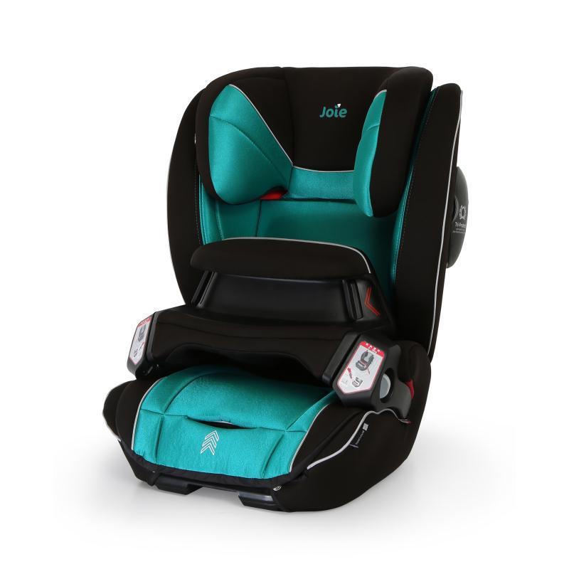 巧儿宜(Joie)儿童安全座椅isofix旗舰蓝3-12岁