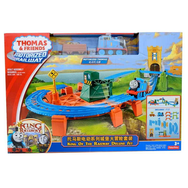 托马斯电动系列城堡大冒险套装BGL99