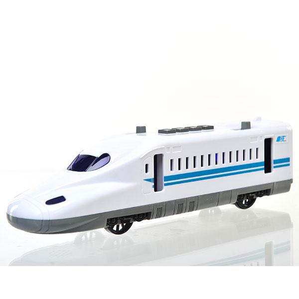南国婴宝高铁高速列车男孩玩具塑胶材质3岁上