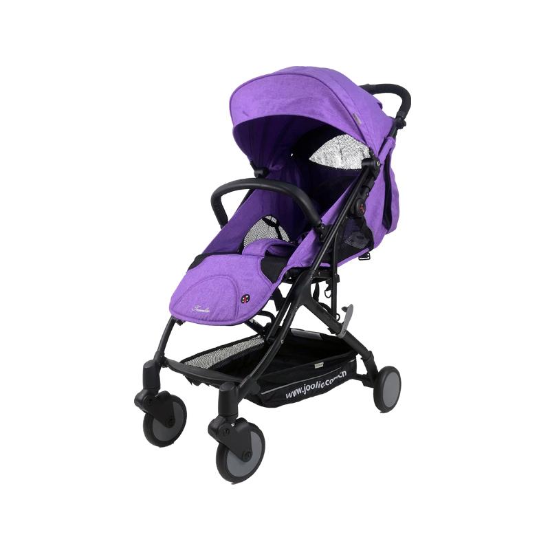 JOOLIO佳俐优婴儿手推车旅行者星空烟紫