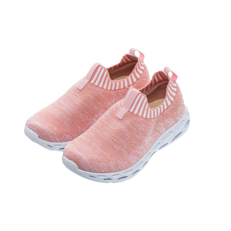 歌瑞家(greatfamily)女婴时尚跑鞋GKS1-009SH粉16CM双
