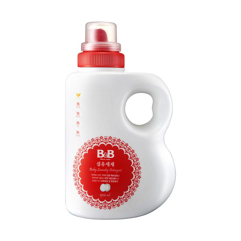B&B--纤维洗涤剂(香草香)1500ml