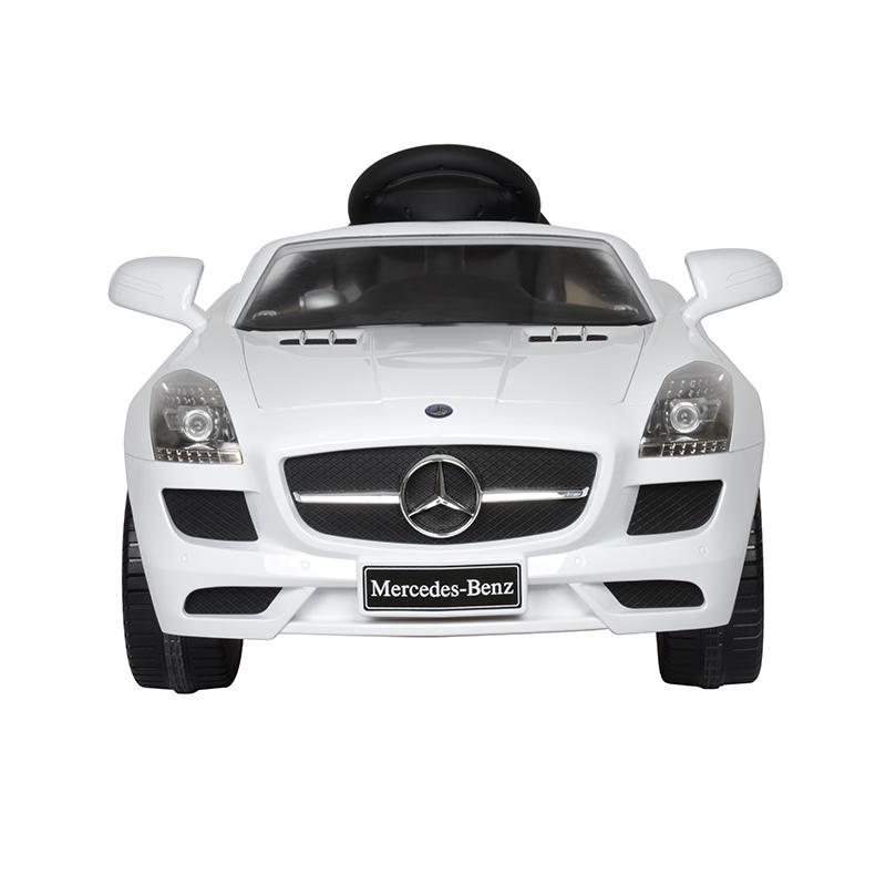 智乐堡梅赛德斯奔驰正版授权白色