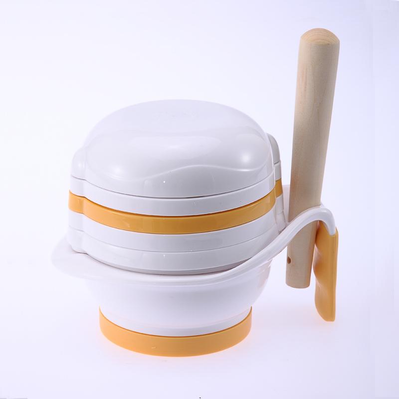 贝亲Pigeon宝宝食物研磨器手动式防滑底座多样化制作辅食