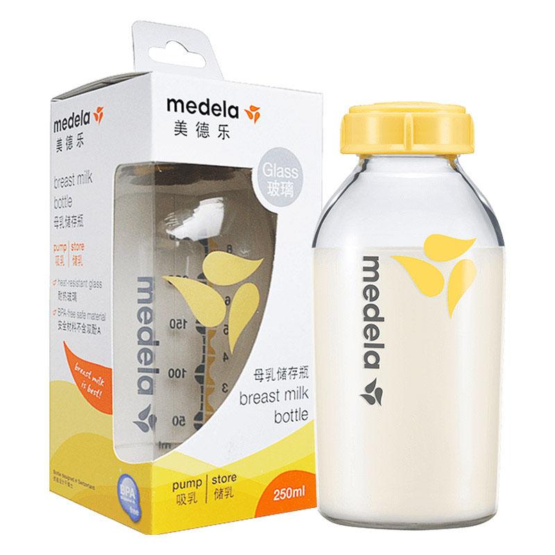 美德乐Medela母乳玻璃储存瓶(150ml)