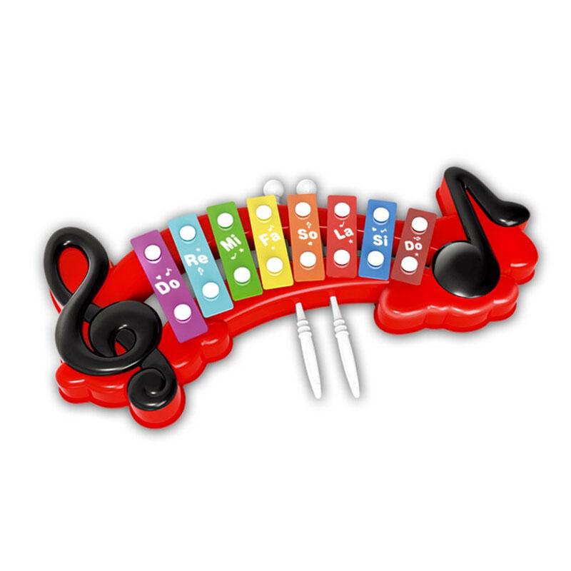 冬己儿童弹奏电子琴宝宝仿真吹奏乐器宝宝益智早教音乐乐器套