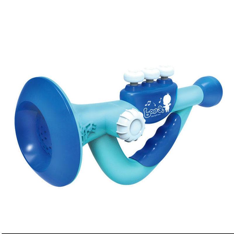 冬己宝宝仿真吹奏乐器 益智音乐玩具 蓝色