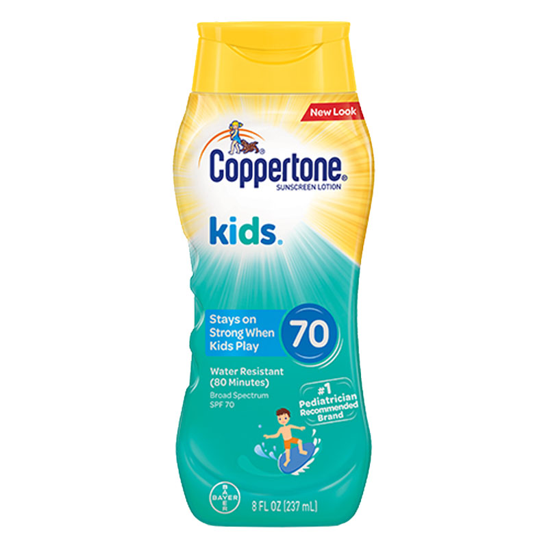 【包税】确美同水宝宝儿童防晒乳SPF70 237ml 效期2020年8月