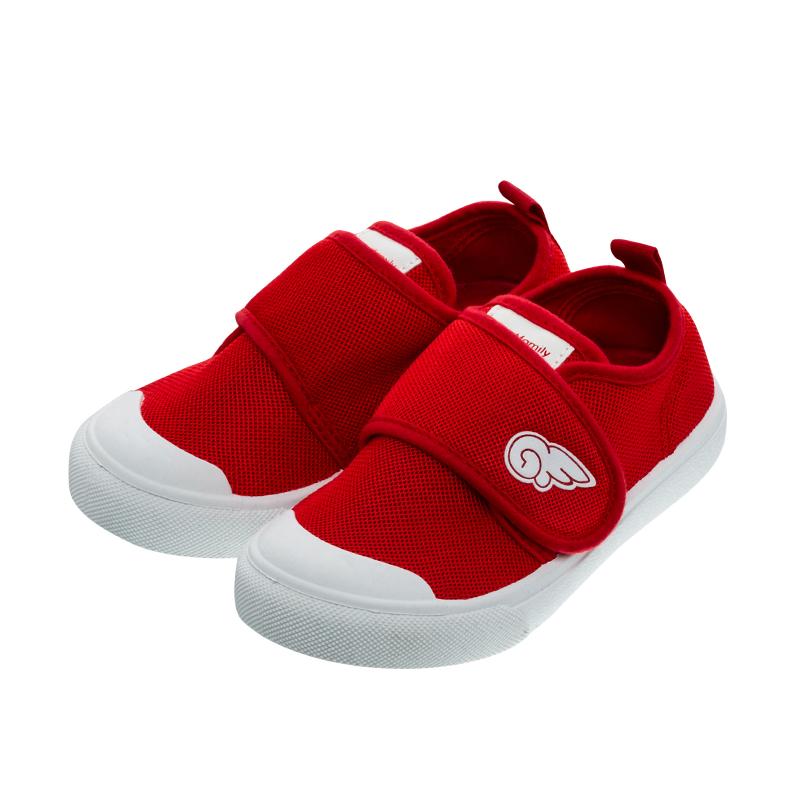 歌瑞家(greatfamily)中性百搭运动鞋GBS1-023SH红19CM双