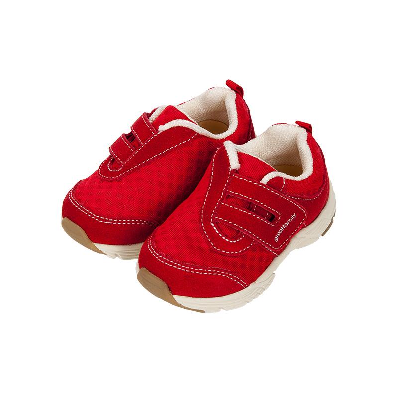 歌瑞家中性机能鞋红