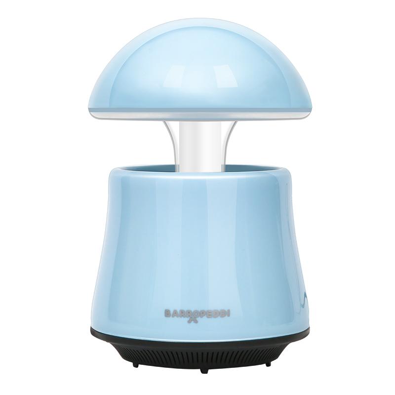 法国Barropeddi物理LED电子灭蚊灯3W(客厅卧室婴儿宝宝孕妇适用)