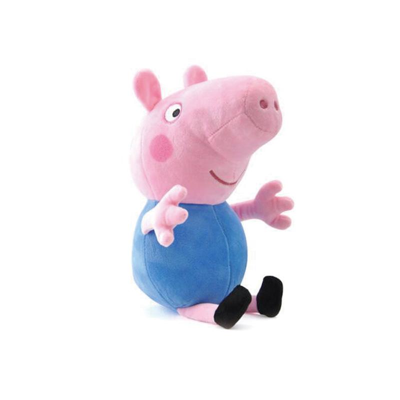 小猪佩奇毛绒玩具-乔治