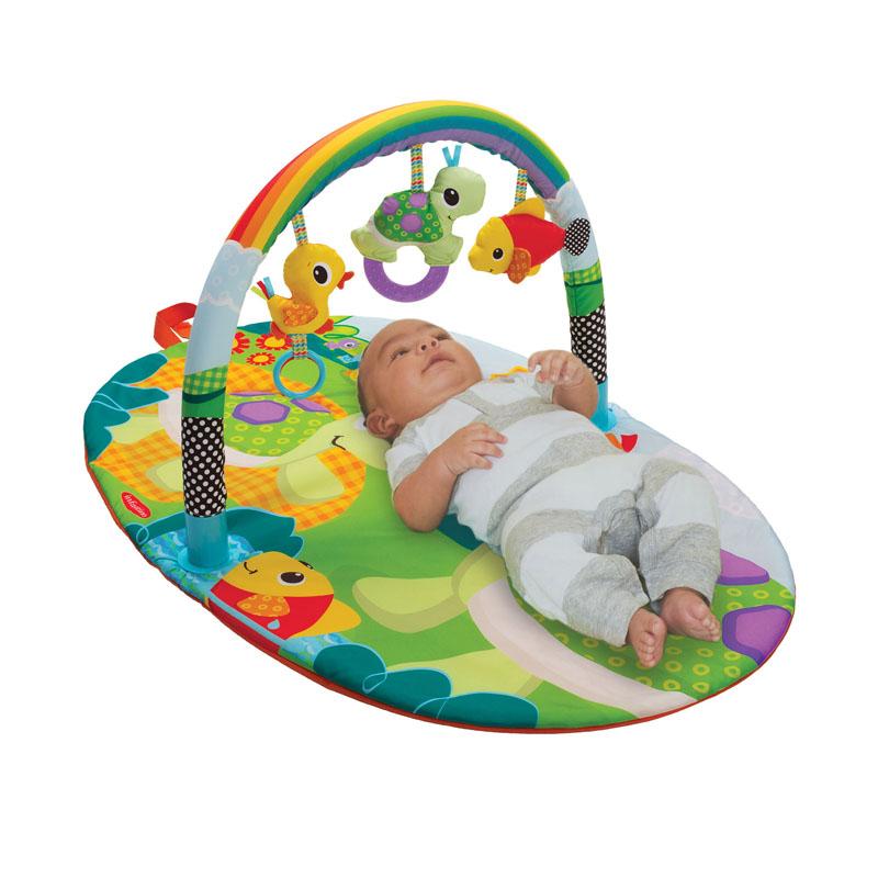 infantino 婴蒂诺 欢乐丛林健身垫