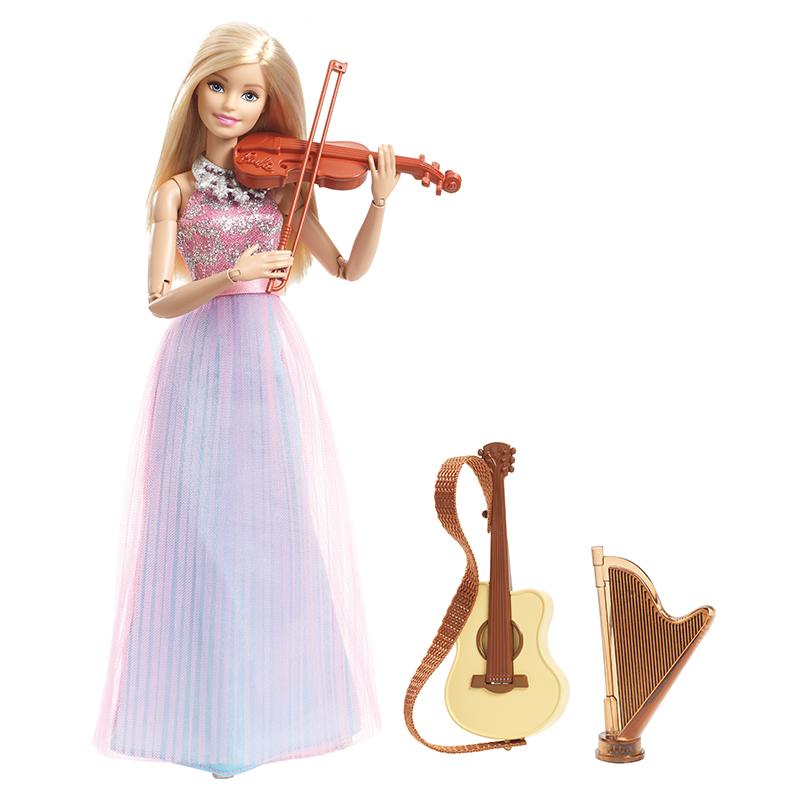 芭比(Barbie)之小提琴家