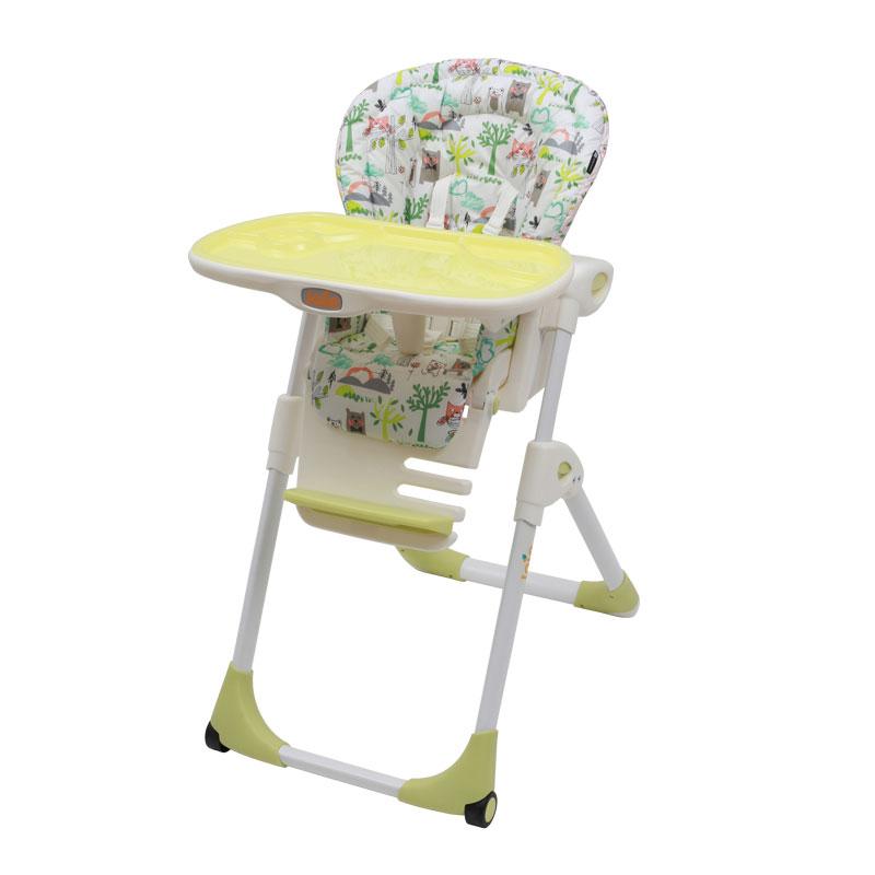 巧儿宜(Joie)餐椅梦奇-动物丛林