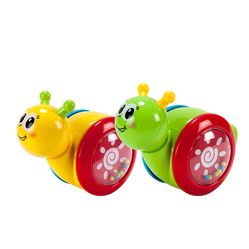 字母婴幼儿益智趣味玩具蜗牛婴儿玩具(颜色随机)