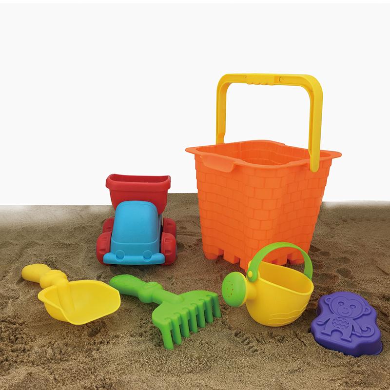 费雪(FisherPrice)6件套沙滩玩具-NG-322