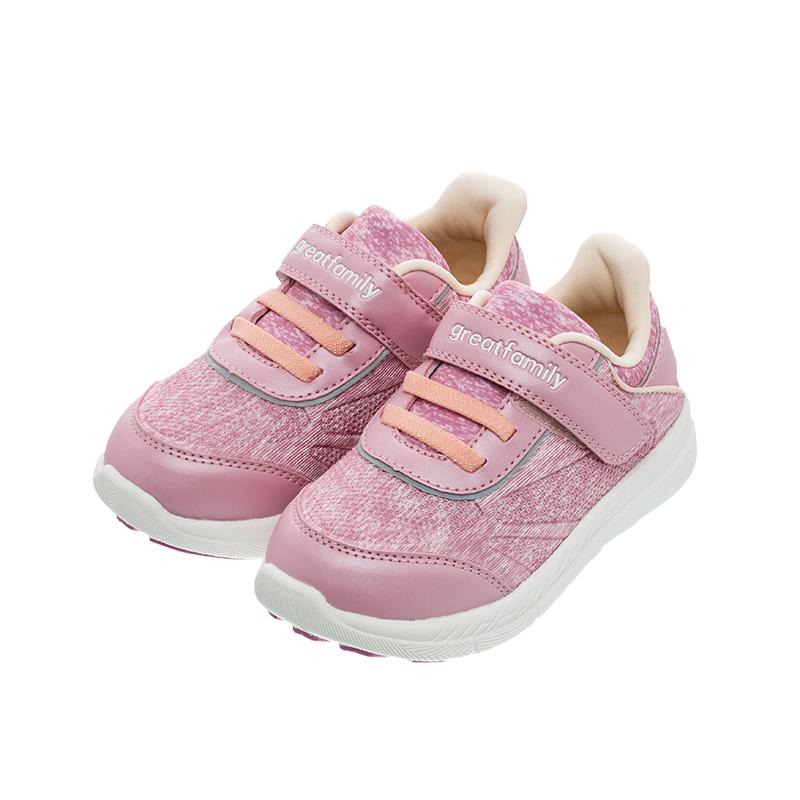 歌瑞家(greatfamily)女婴运动鞋GBS1-036SH粉14CM双