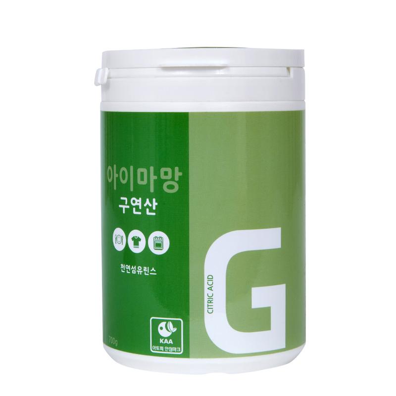 爱妈盟韩国原装柠檬酸