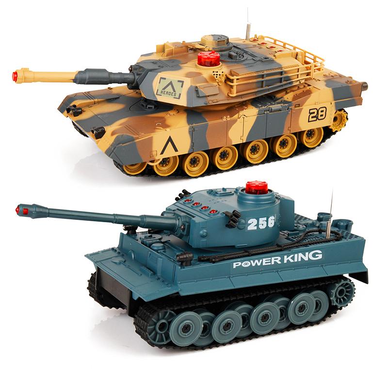 环奇508-10无线对战遥控玩具坦克无线五号电池