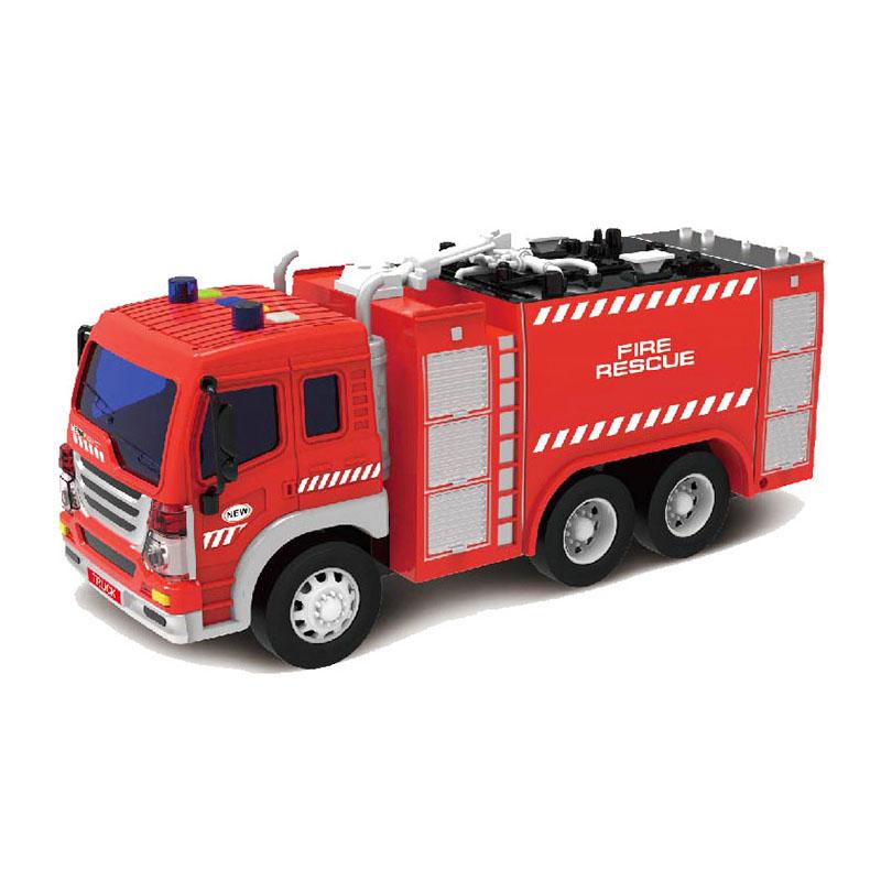 文艺1:16惯性消防车(讲故事)350A
