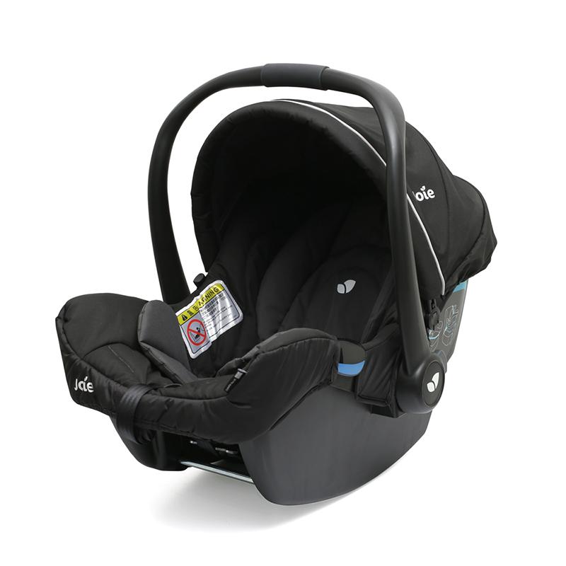巧儿宜(Joie)格美提篮式儿童汽车安全座椅宝宝座椅(英伦黑)0-13kg