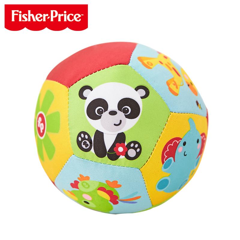 费雪(FisherPrice)动物认知球(款式颜色随机)