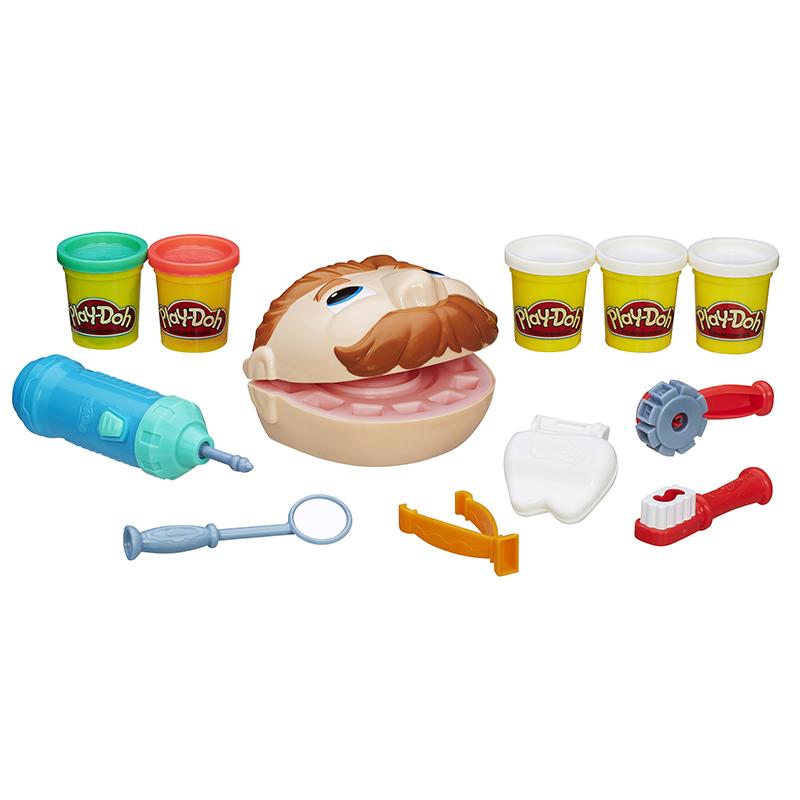 孩之宝(Hasbro)培乐多小小牙医