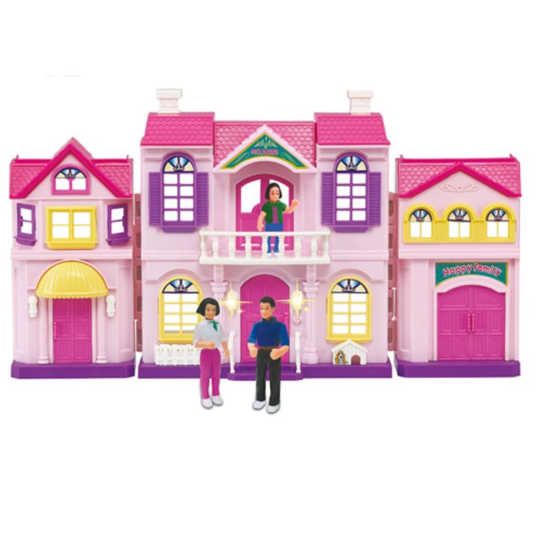 顺锋隆-别墅玩具系列