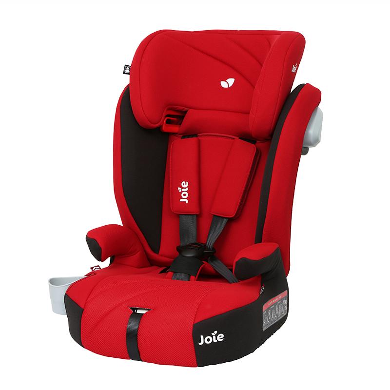巧儿宜(Joie)Alevate主人翁汽车安全座椅(热情红)