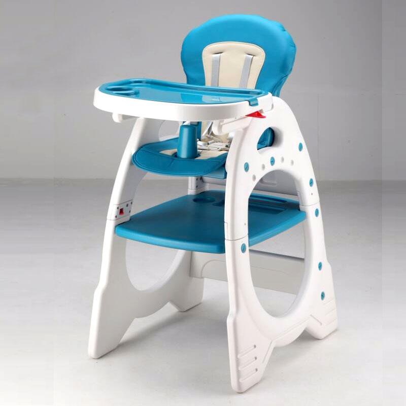 雅培菁智伊孚丽雅IVOLIA儿童高椅(蓝色)