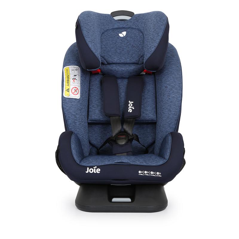 巧儿宜(Joie)儿童双向安全座椅宝宝座椅安全守护神FX(蓝色)0-12岁isofix接口