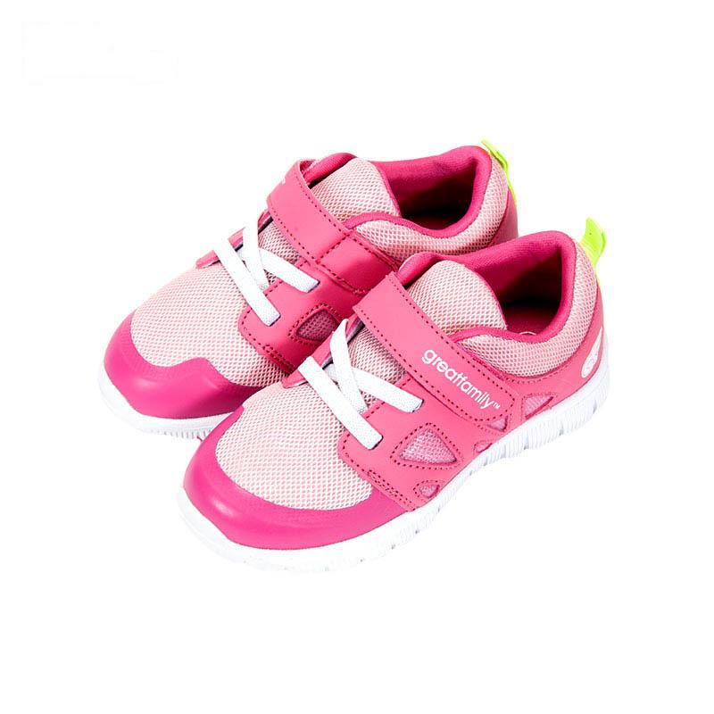 歌瑞家greatfree女婴运动鞋