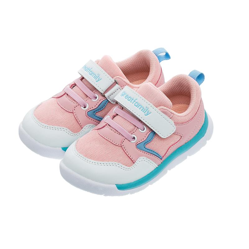 歌瑞家(greatfamily)女婴运动鞋GBS1-038SH粉14CM双