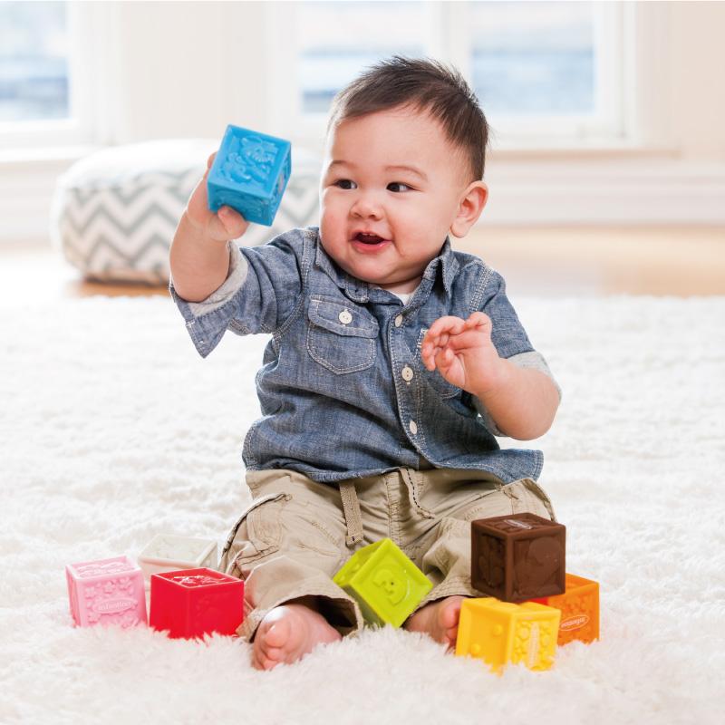 infantino 婴蒂诺乐趣堆叠积木005016