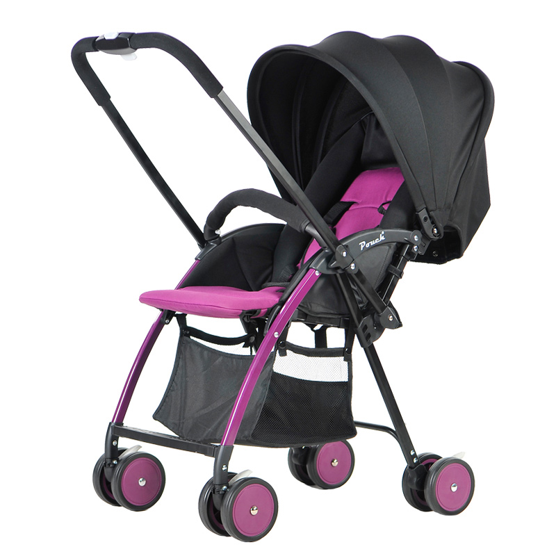 POUCH(Z)轻便婴儿推车A08紫色