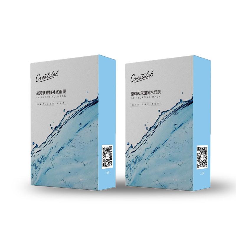 Creatilab滢珂寡肽玻尿酸水光原液安瓶精 华次抛补水保湿1ml*14支