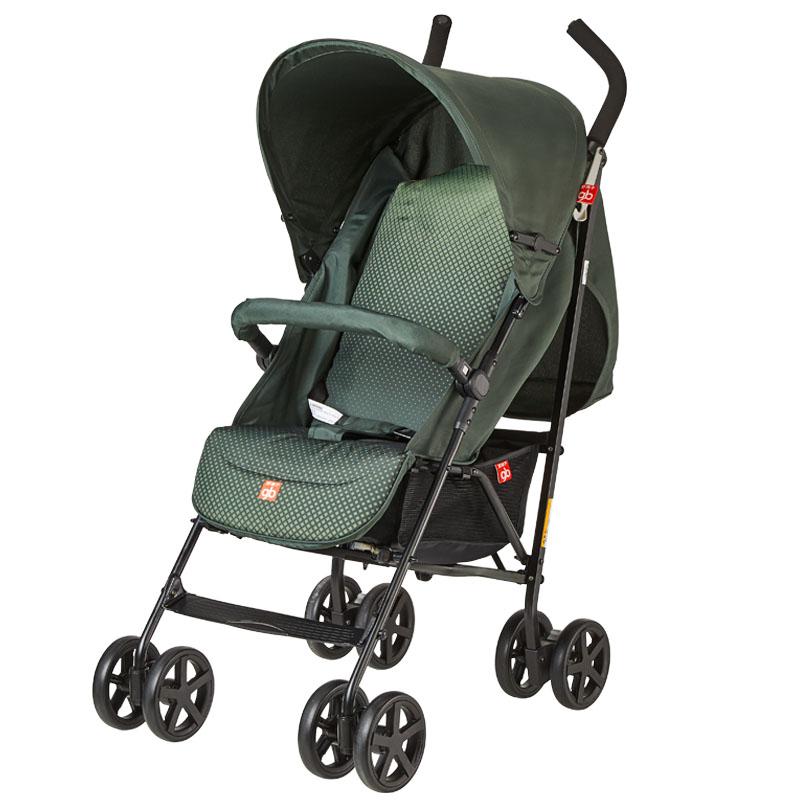 好孩子D400-Q404GG便携式婴儿车 深绿