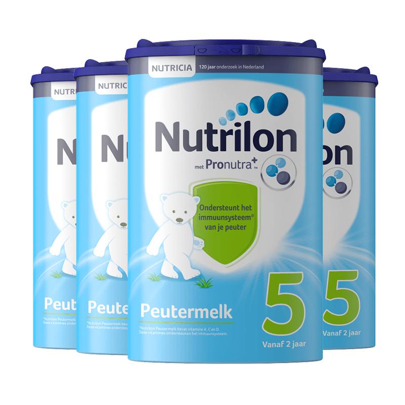 【包税】荷兰牛栏婴儿配方奶粉(2岁+)5段800g*4罐 效期2020.9