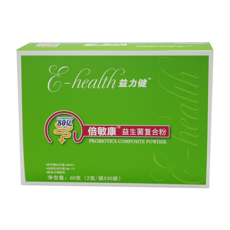 益力健倍敏康益生菌复合粉60g