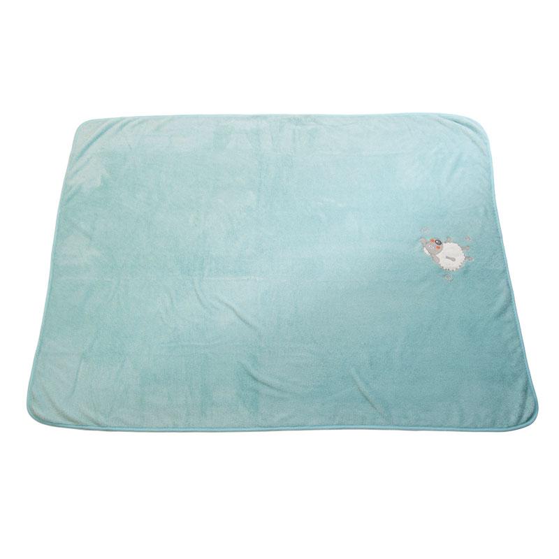 歌瑞贝儿珊瑚毯110*140混色GB152Q-3048
