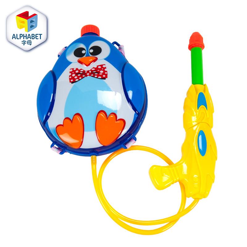 字母戏水玩具水枪(962)