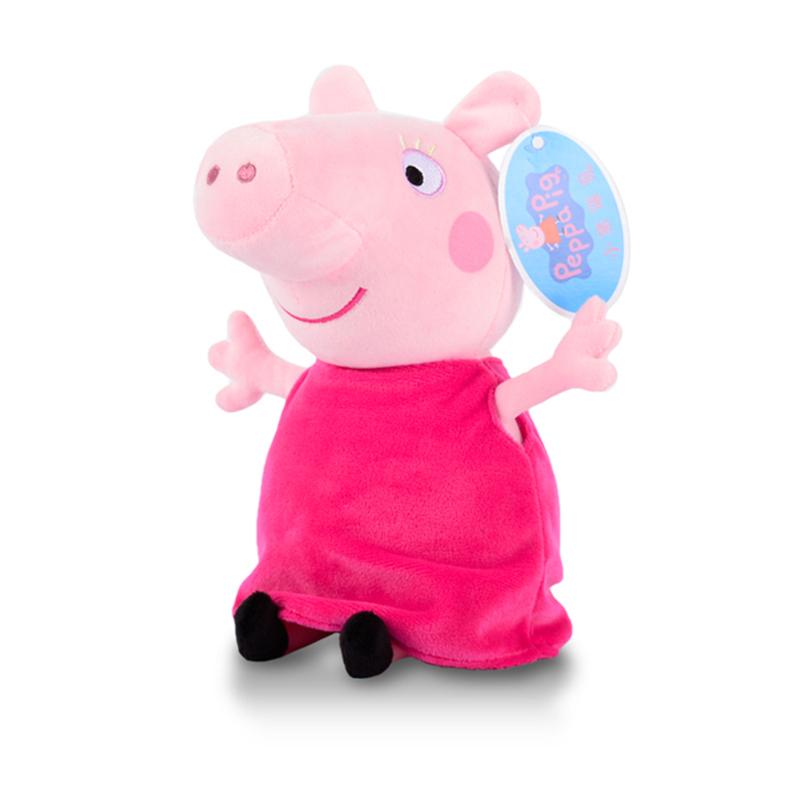 小猪佩奇--毛绒玩具-佩奇