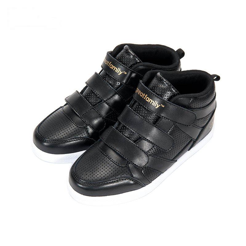 歌瑞家男婴时尚皮鞋